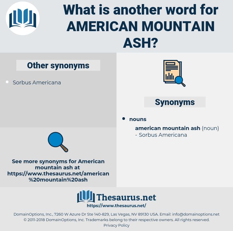 American Mountain Ash, synonym American Mountain Ash, another word for American Mountain Ash, words like American Mountain Ash, thesaurus American Mountain Ash