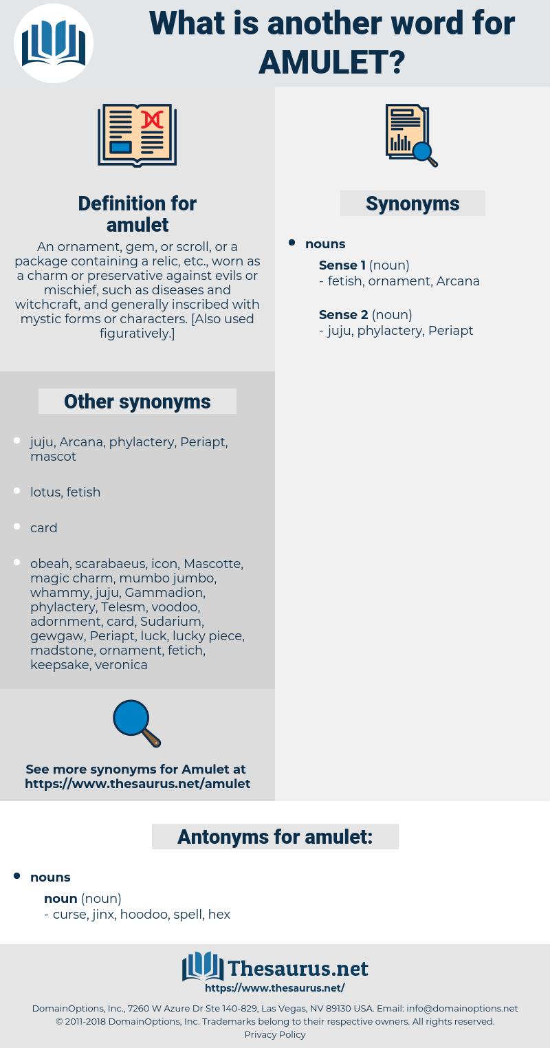 amulet, synonym amulet, another word for amulet, words like amulet, thesaurus amulet
