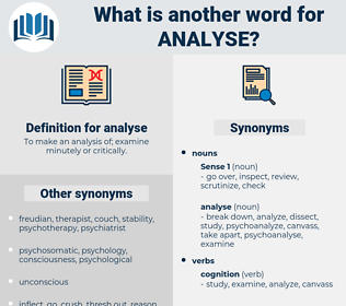 analyse, synonym analyse, another word for analyse, words like analyse, thesaurus analyse