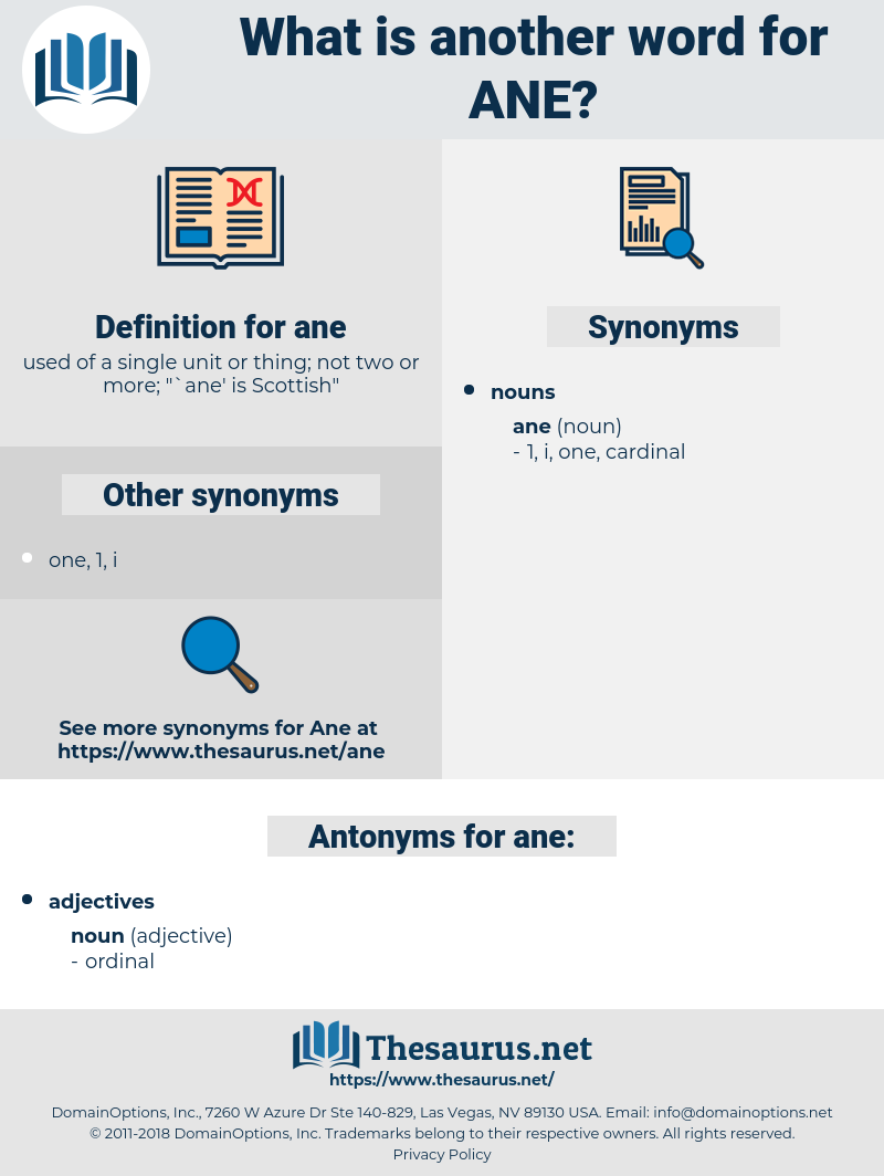 ane, synonym ane, another word for ane, words like ane, thesaurus ane