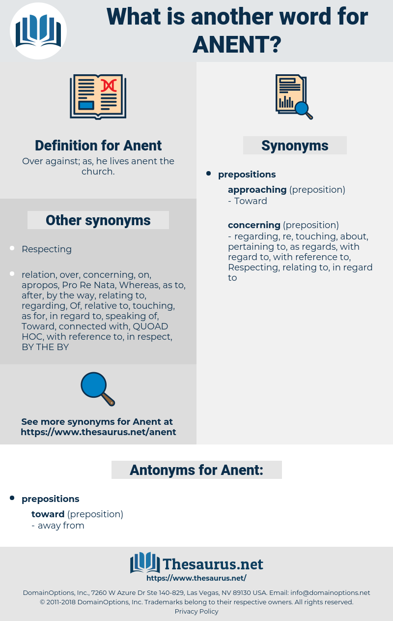 Synonyms For Anent Thesaurus Net Antonym is also much newer. synonyms for anent thesaurus net