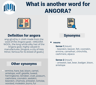 angora, synonym angora, another word for angora, words like angora, thesaurus angora