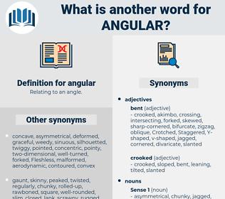 angular, synonym angular, another word for angular, words like angular, thesaurus angular