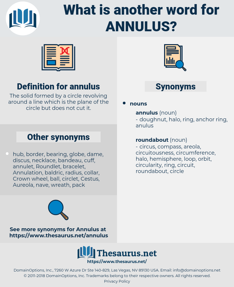 annulus, synonym annulus, another word for annulus, words like annulus, thesaurus annulus