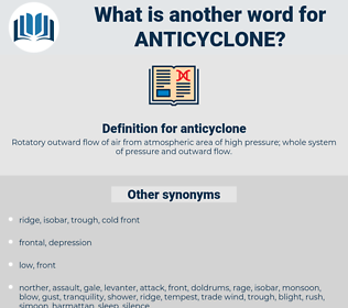 anticyclone, synonym anticyclone, another word for anticyclone, words like anticyclone, thesaurus anticyclone