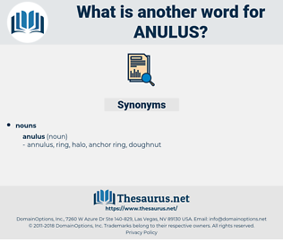 anulus, synonym anulus, another word for anulus, words like anulus, thesaurus anulus