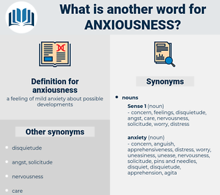 anxiousness, synonym anxiousness, another word for anxiousness, words like anxiousness, thesaurus anxiousness
