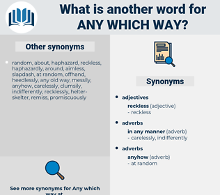 any which way, synonym any which way, another word for any which way, words like any which way, thesaurus any which way