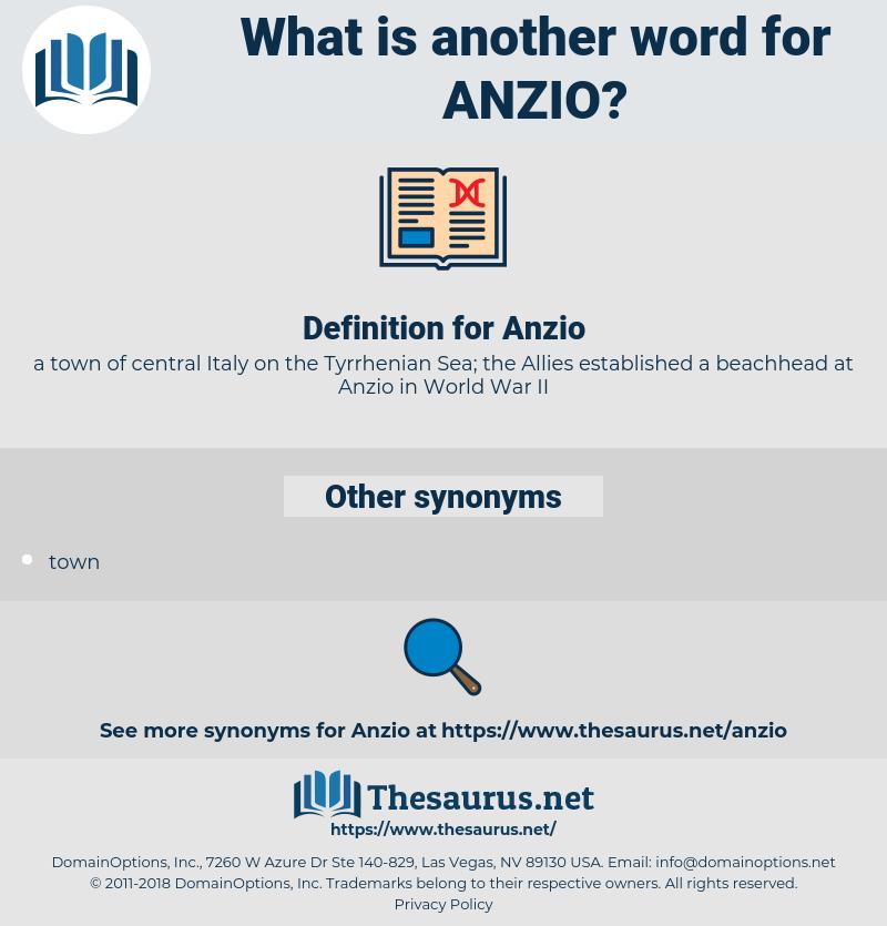 Anzio, synonym Anzio, another word for Anzio, words like Anzio, thesaurus Anzio