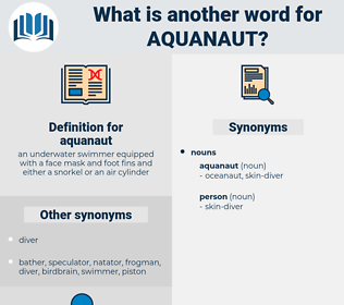 aquanaut, synonym aquanaut, another word for aquanaut, words like aquanaut, thesaurus aquanaut
