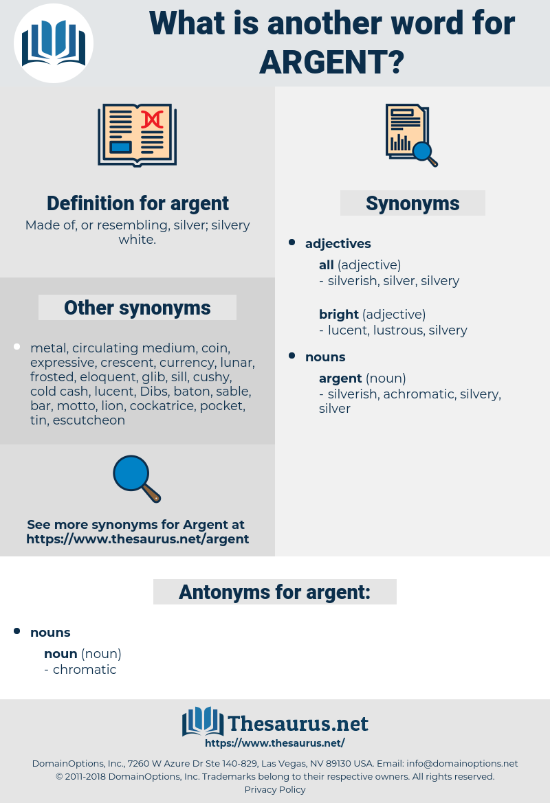 argent, synonym argent, another word for argent, words like argent, thesaurus argent