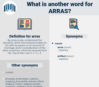 arras, synonym arras, another word for arras, words like arras, thesaurus arras