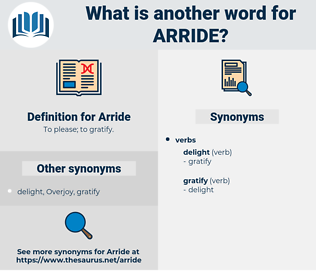 Arride, synonym Arride, another word for Arride, words like Arride, thesaurus Arride