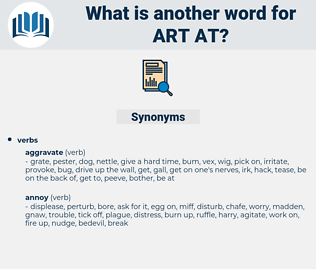 art at, synonym art at, another word for art at, words like art at, thesaurus art at
