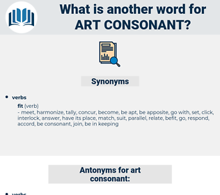 art consonant, synonym art consonant, another word for art consonant, words like art consonant, thesaurus art consonant