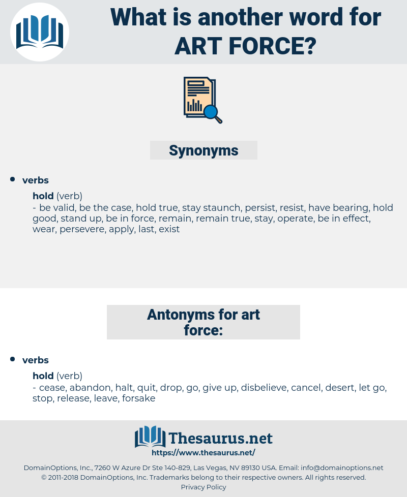 art force, synonym art force, another word for art force, words like art force, thesaurus art force