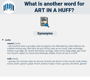 art in a huff, synonym art in a huff, another word for art in a huff, words like art in a huff, thesaurus art in a huff