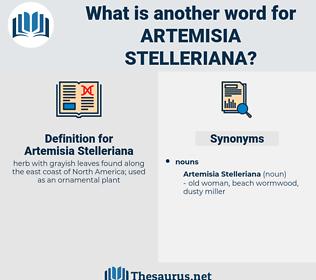 Artemisia Stelleriana, synonym Artemisia Stelleriana, another word for Artemisia Stelleriana, words like Artemisia Stelleriana, thesaurus Artemisia Stelleriana