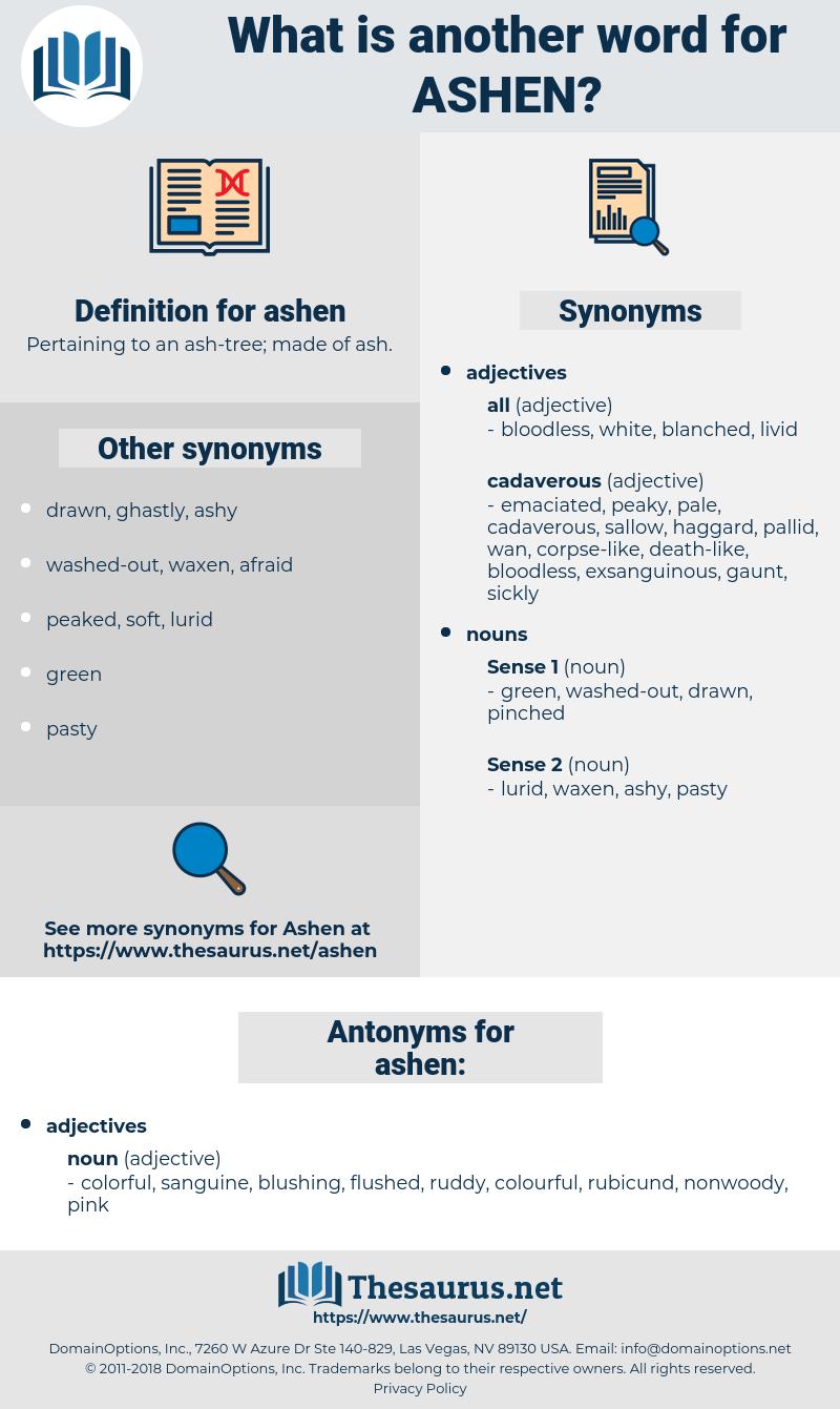 ashen, synonym ashen, another word for ashen, words like ashen, thesaurus ashen