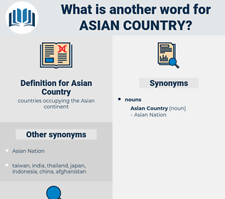 Asian Country, synonym Asian Country, another word for Asian Country, words like Asian Country, thesaurus Asian Country