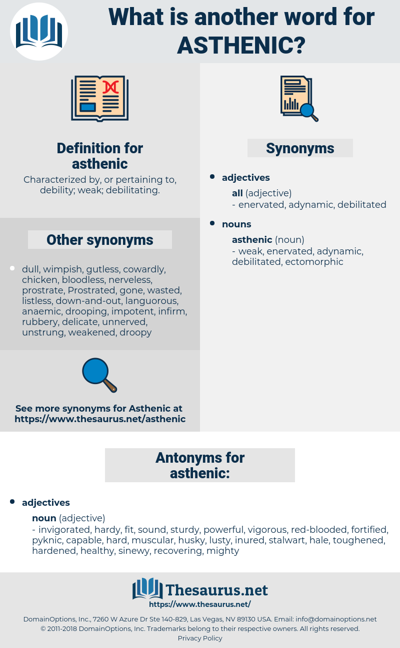 asthenic, synonym asthenic, another word for asthenic, words like asthenic, thesaurus asthenic
