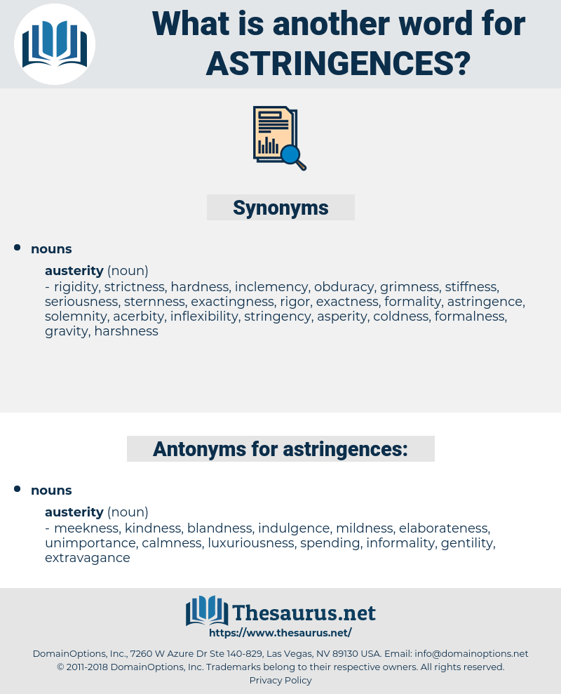 astringences, synonym astringences, another word for astringences, words like astringences, thesaurus astringences