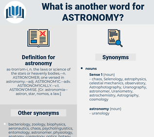 astronomy, synonym astronomy, another word for astronomy, words like astronomy, thesaurus astronomy