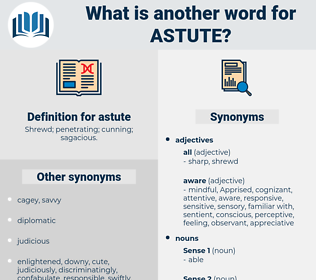astute, synonym astute, another word for astute, words like astute, thesaurus astute