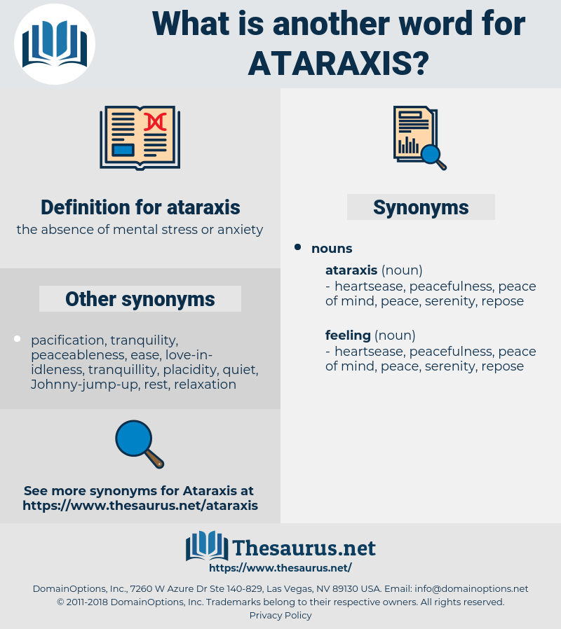 ataraxis, synonym ataraxis, another word for ataraxis, words like ataraxis, thesaurus ataraxis