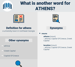 athens, synonym athens, another word for athens, words like athens, thesaurus athens