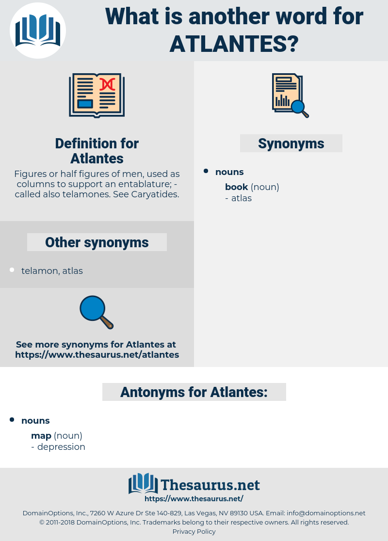 Atlantes, synonym Atlantes, another word for Atlantes, words like Atlantes, thesaurus Atlantes