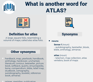 atlas, synonym atlas, another word for atlas, words like atlas, thesaurus atlas