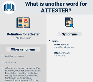 attester, synonym attester, another word for attester, words like attester, thesaurus attester