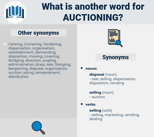auctioning, synonym auctioning, another word for auctioning, words like auctioning, thesaurus auctioning