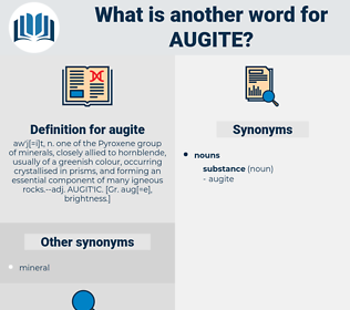 augite, synonym augite, another word for augite, words like augite, thesaurus augite