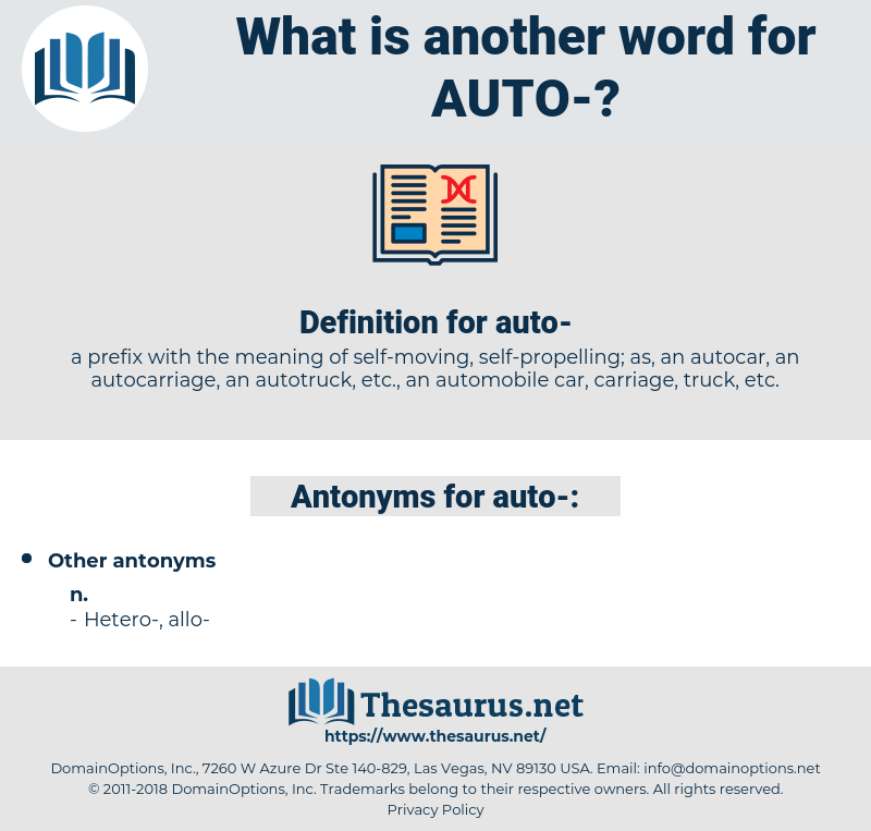 auto, synonym auto, another word for auto, words like auto, thesaurus auto