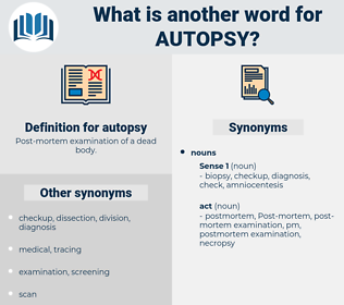 autopsy, synonym autopsy, another word for autopsy, words like autopsy, thesaurus autopsy