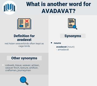 avadavat, synonym avadavat, another word for avadavat, words like avadavat, thesaurus avadavat