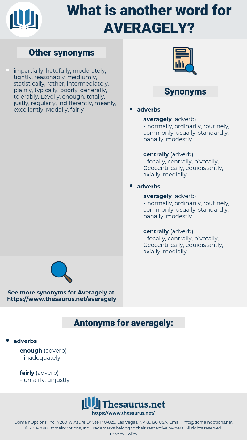 averagely, synonym averagely, another word for averagely, words like averagely, thesaurus averagely