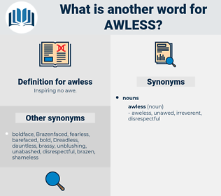 awless, synonym awless, another word for awless, words like awless, thesaurus awless