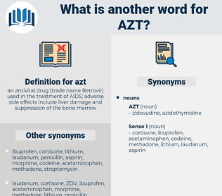azt, synonym azt, another word for azt, words like azt, thesaurus azt