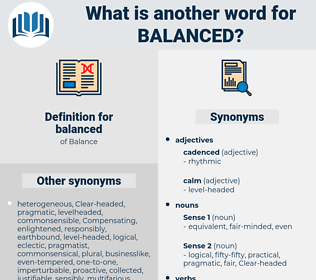 balanced, synonym balanced, another word for balanced, words like balanced, thesaurus balanced
