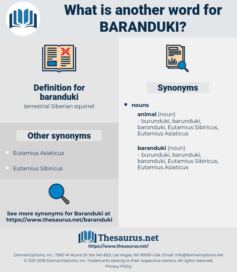 baranduki, synonym baranduki, another word for baranduki, words like baranduki, thesaurus baranduki