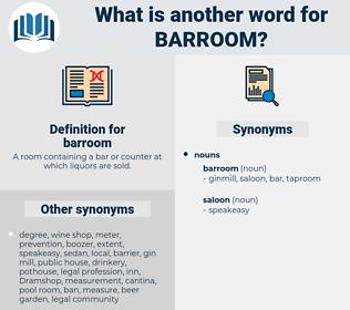 barroom, synonym barroom, another word for barroom, words like barroom, thesaurus barroom