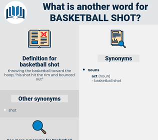 basketball shot, synonym basketball shot, another word for basketball shot, words like basketball shot, thesaurus basketball shot