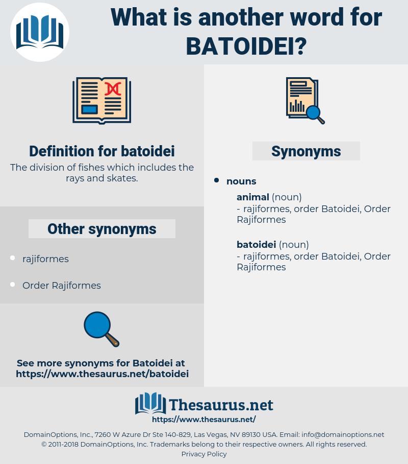 batoidei, synonym batoidei, another word for batoidei, words like batoidei, thesaurus batoidei