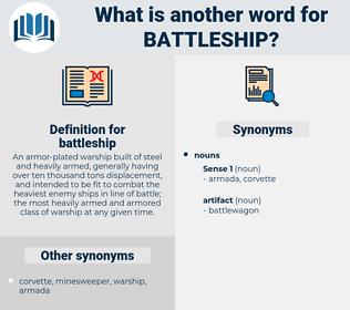 battleship, synonym battleship, another word for battleship, words like battleship, thesaurus battleship