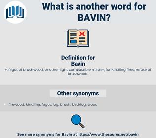 Bavin, synonym Bavin, another word for Bavin, words like Bavin, thesaurus Bavin