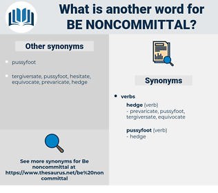 be noncommittal, synonym be noncommittal, another word for be noncommittal, words like be noncommittal, thesaurus be noncommittal