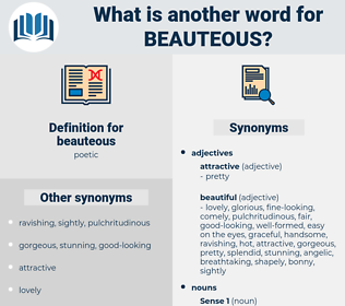 beauteous, synonym beauteous, another word for beauteous, words like beauteous, thesaurus beauteous